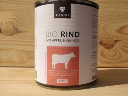 Canini Rind 800g