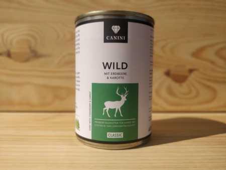 Canini Wild 400g