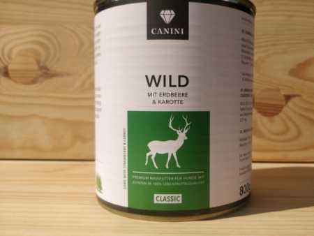 Canini Wild 800g