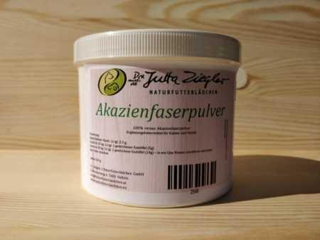 Akazienfaserpulver